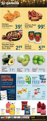 Foodarama catalogue ( Expired )