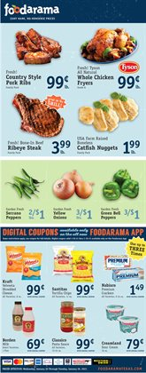 Grocery & Drug offers in the Foodarama catalogue in Spring TX ( Published today )