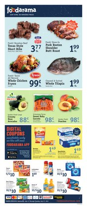 Foodarama catalog ( Expires today)