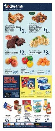Foodarama catalog ( 3 days left)
