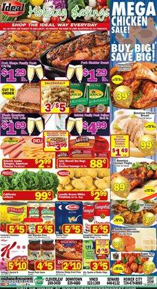 Ideal Market catalogue ( Expired )