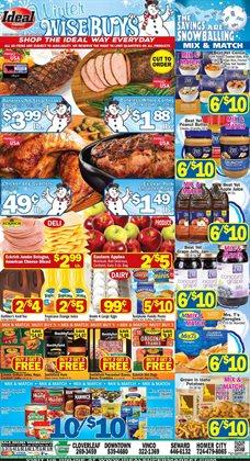 Ideal Market catalogue ( Expires tomorrow )