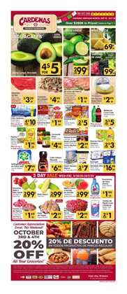 Grocery & Drug offers in the Mi Pueblo catalogue in San Francisco CA ( Published today )