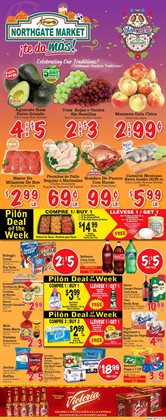 Games deals in the Northgate Market weekly ad in Burbank CA