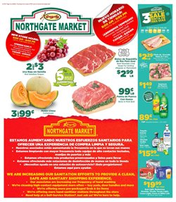 Northgate Market catalogue in San Diego CA ( Expires today )