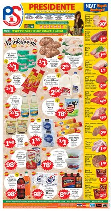 Grocery & Drug offers in the Presidente catalogue in Pompano Beach FL ( 3 days left )