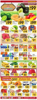 Los Altos Ranch Market deals in the Mesa AZ weekly ad