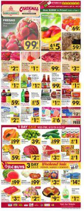 Los Altos Ranch Market catalogue in Mesa AZ ( Expires tomorrow )