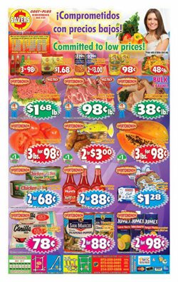 Savers Cost Plus deals in the Fort Worth TX weekly ad