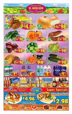 Fruit deals in the Savers Cost Plus weekly ad in Dallas TX