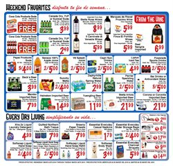 Wine deals in the Sedano's weekly ad in Miami FL