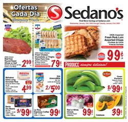 Grocery & Drug deals in the Sedano's weekly ad in Fort Lauderdale FL