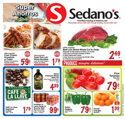 Grocery & Drug offers in the Sedano's catalogue in Hialeah FL ( 2 days left )