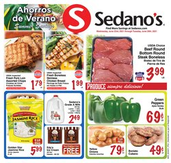 Grocery & Drug deals in the Sedano's catalog ( 1 day ago)