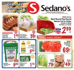 Grocery & Drug deals in the Sedano's catalog ( Expires tomorrow)