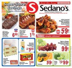 Sedano's catalog ( Expires today)