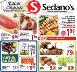 Sedano's catalog ( 2 days left)
