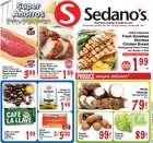 Sedano's catalogue ( 2 days left )