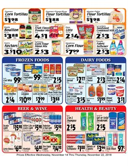 Philadelphia deals in the Sellers Bros weekly ad in Humble TX
