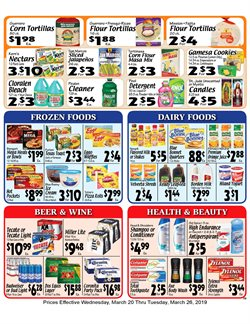 Grocery & Drug deals in the Sellers Bros weekly ad in Houston TX