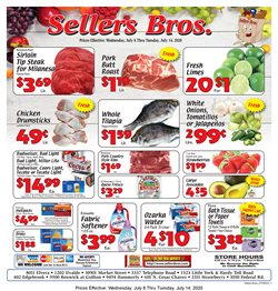 Sellers Bros catalogue ( Expires today )