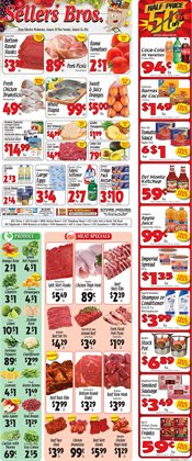 Grocery & Drug offers in the Sellers Bros catalogue in Spring TX ( Published today )