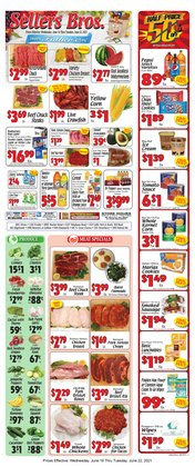 Sellers Bros deals in the Sellers Bros catalog ( Published today)