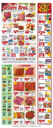 Sellers Bros catalog ( Expires today)