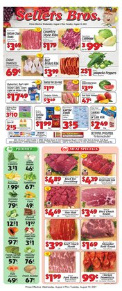 Sellers Bros catalog ( Published today)