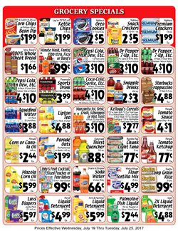 Diapers deals in the Sellers Bros weekly ad in Houston TX