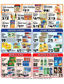 Shampoo deals in the Sellers Bros weekly ad in Houston TX