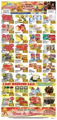 Grocery & Drug deals in the Supermercado El Rancho weekly ad in Sugar Land TX