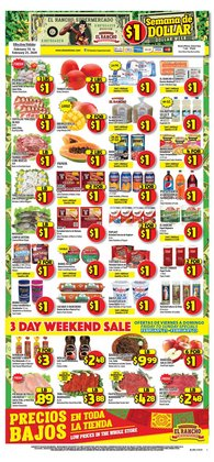 Grocery & Drug offers in the Supermercado El Rancho catalogue in Katy TX ( Published today )
