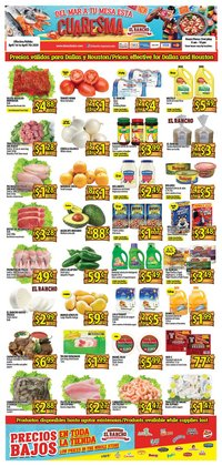 Supermercado El Rancho catalogue ( 1 day ago )