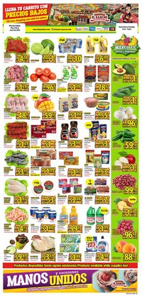 Grocery & Drug offers in the Supermercado El Rancho catalogue in Pasadena TX ( 3 days left )