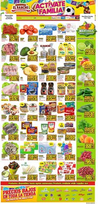 Grocery & Drug offers in the Supermercado El Rancho catalogue in Plano TX ( 2 days ago )