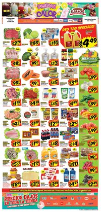 Supermercado El Rancho catalogue ( Expires tomorrow )