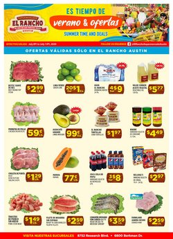 Grocery & Drug offers in the Supermercado El Rancho catalogue in Austin TX ( 1 day ago )