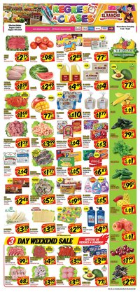 Grocery & Drug offers in the Supermercado El Rancho catalogue in Fort Worth TX ( 3 days left )