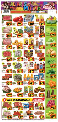 Supermercado El Rancho catalogue in Garland TX ( Expires today )