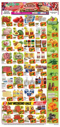 Supermercado El Rancho catalogue in Fort Worth TX ( Expired )