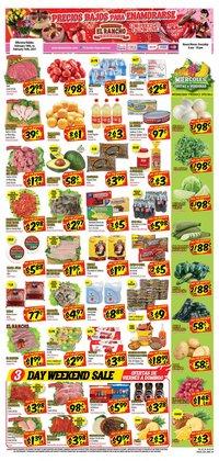 Supermercado El Rancho catalogue in Houston TX ( Expired )