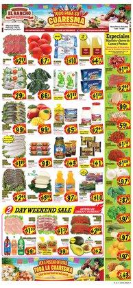 Supermercado El Rancho catalogue in Austin TX ( Expired )