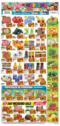 Supermercado El Rancho catalogue in Arlington TX ( Expired )