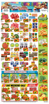 Supermercado El Rancho catalogue in Houston TX ( 2 days ago )