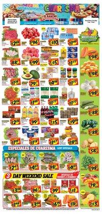 Supermercado El Rancho catalogue ( Expires today )