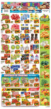 Grocery & Drug offers in the Supermercado El Rancho catalogue in Pearland TX ( 3 days left )