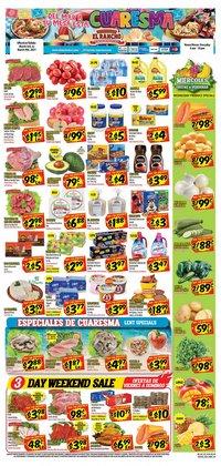 Supermercado El Rancho catalogue in Dallas TX ( Expires tomorrow )