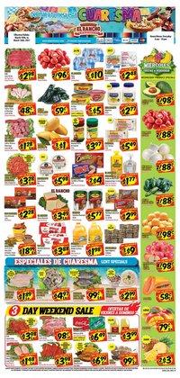 Supermercado El Rancho catalogue in Fort Worth TX ( Expired )