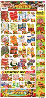 Supermercado El Rancho catalogue in Austin TX ( Expires today )